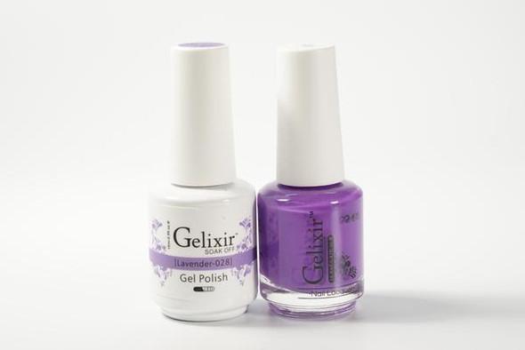 Gelixir #028 - Lavender