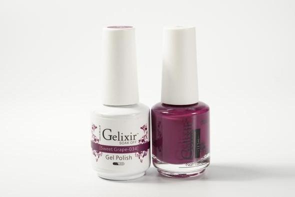 Gelixir #034 - Sweet Grape