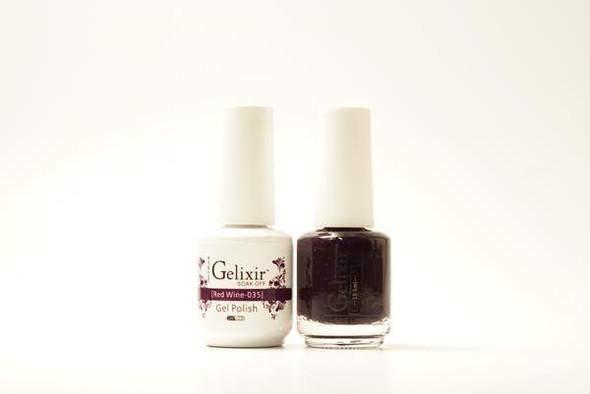 Gelixir #035 - Red wine