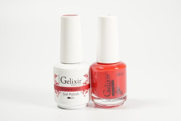 Gelixir #039 - Cardinal