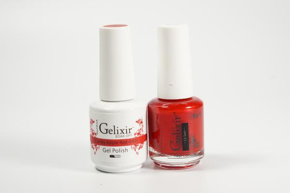 Gelixir #043 - Candy Apple Red