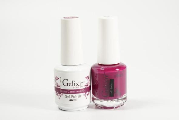 Gelixir #045 - Deep Carmine