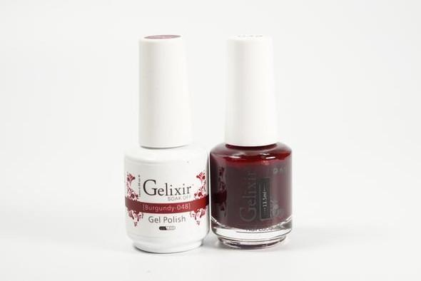 Gelixir #048 - Burgundy