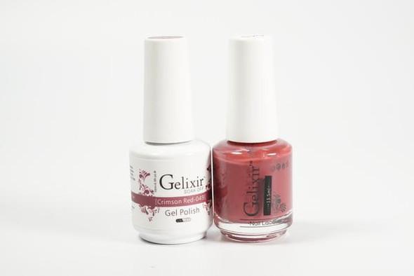 Gelixir #049 - Crimson Red