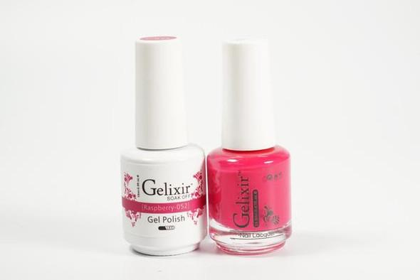 Gelixir #052 - Raspberry