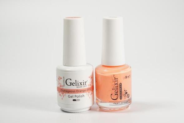 Gelixir #055 - Outrageous Orange