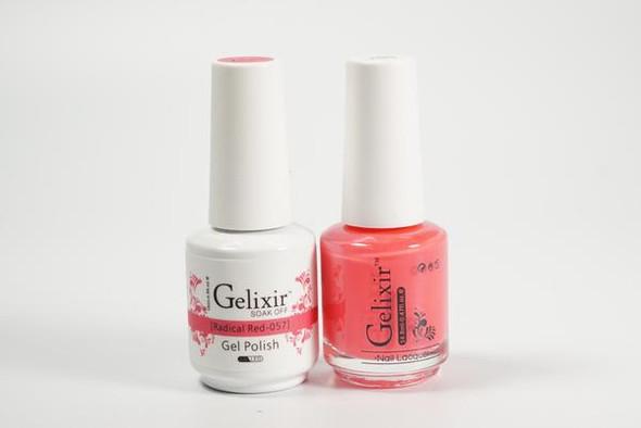 Gelixir #057 - Radical Red