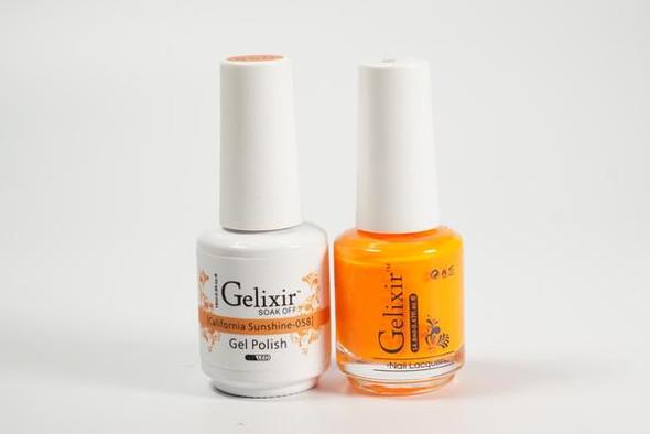 Gelixir #058 - California Sunshine