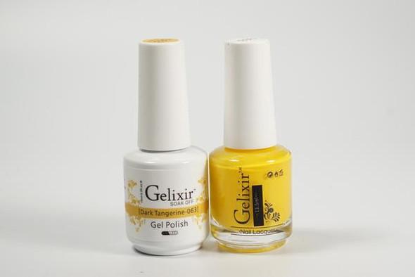 Gelixir #063 - Dark Tangerine