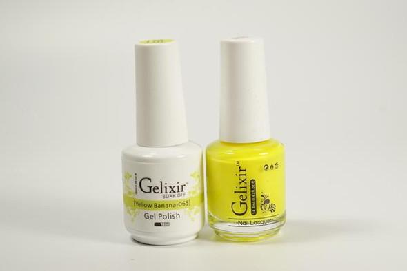 Gelixir #065 - Yellow Bana