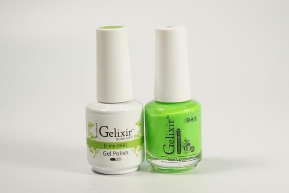 Gelixir #066 - Lime