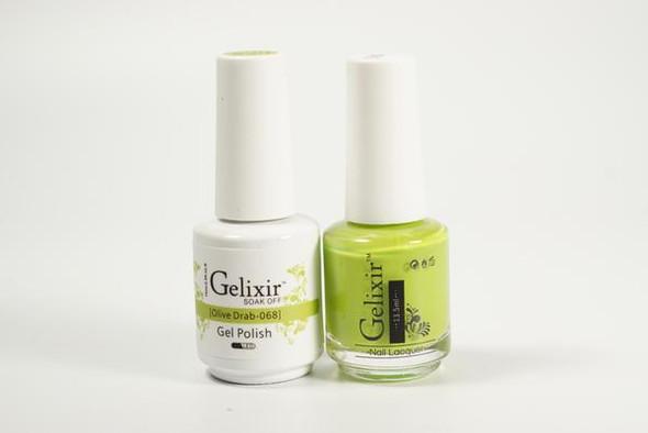 Gelixir #068 - Olive Drab