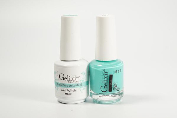 Gelixir #071 - Bright Turquoise
