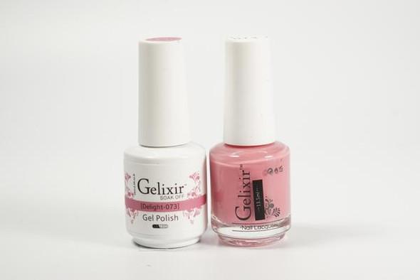 Gelixir #073 - Delight