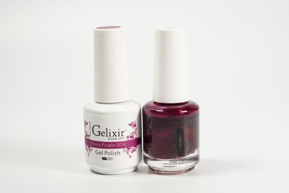Gelixir #074 - Pansy Purple