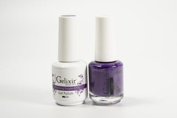 Gelixir #077 - Charming Purple