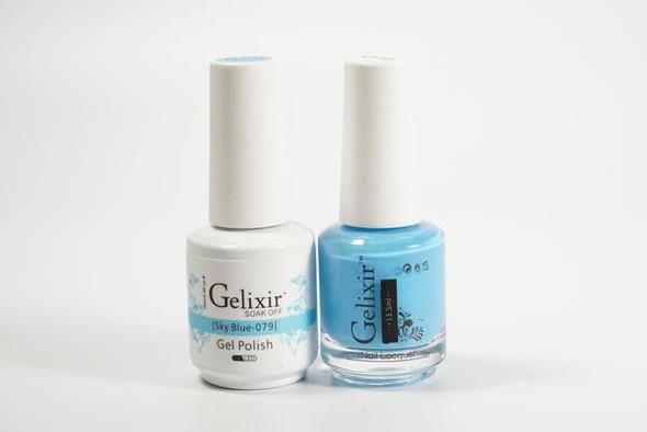 Gelixir #079 - Sky Blue