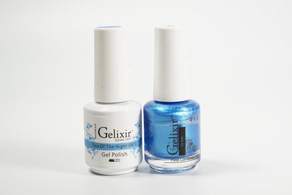 Gelixir #081 - Sea of Night