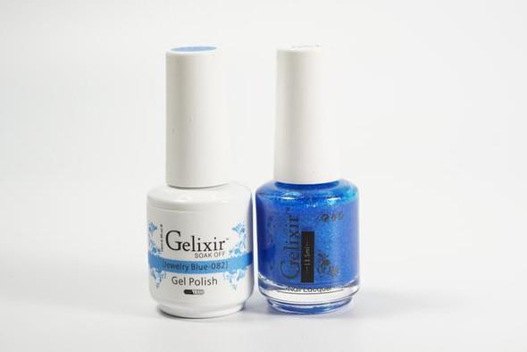 Gelixir #082 - Jewelry Blue
