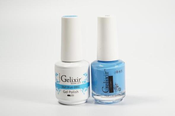 Gelixir #086 - Ball Blue