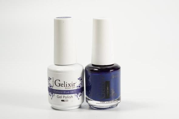 Gelixir #087 - Oxford Blue