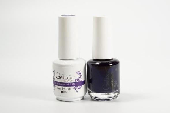 Gelixir #088 - Blue Diamond