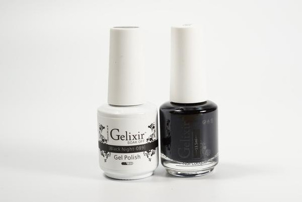 Gelixir #089 - Black Night