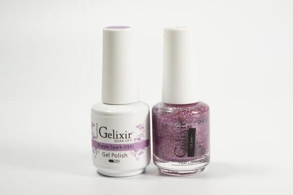 Gelixir #095 - Purple Spark