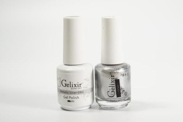 Gelixir #096 - Metallic Silver