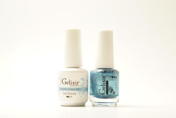 Gelixir #097 - Metallic Ocean