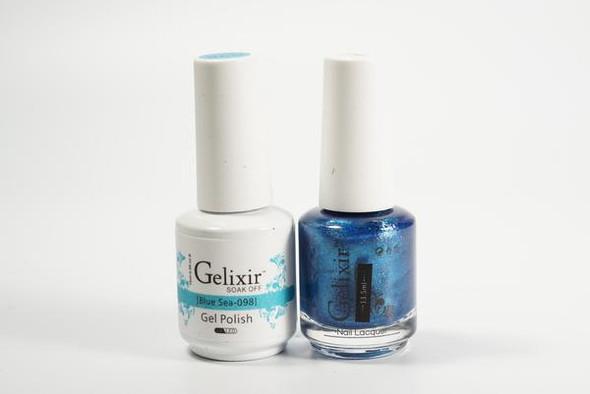Gelixir #098 - Blue Sea