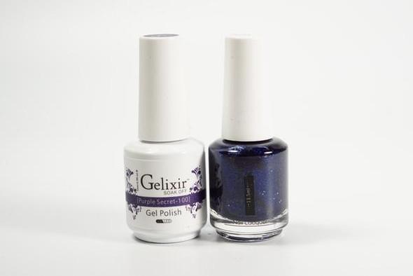 Gelixir #100 - Purple Secret