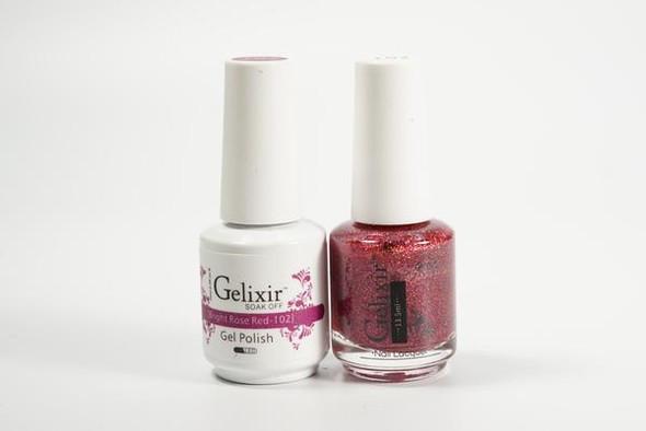 Gelixir #102 - Bright Rose Red