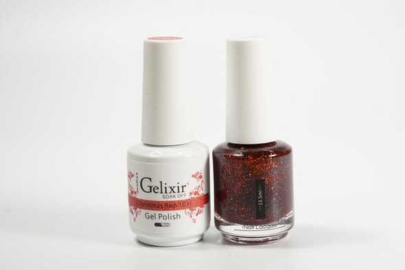 Gelixir #103 - Christmas Red