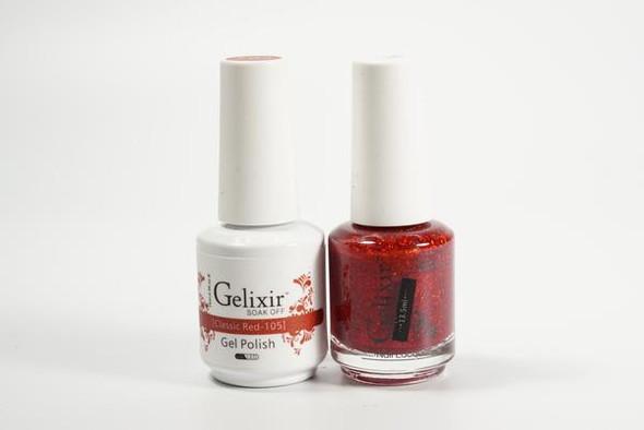Gelixir #105 - Classic Red
