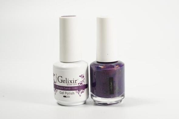 Gelixir #108 - Purple Sand