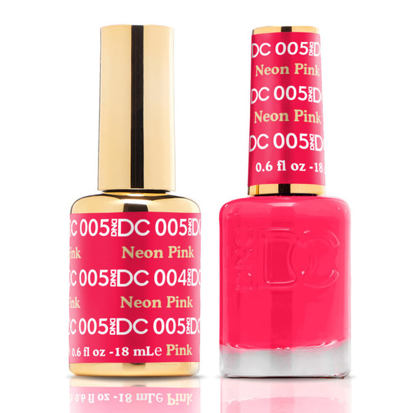 DND DC #005 - Neon Pink