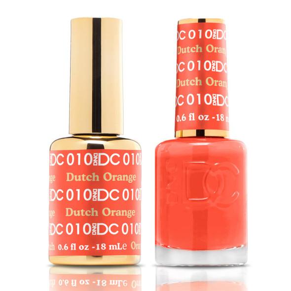 DND DC #010 - Dutch Orange