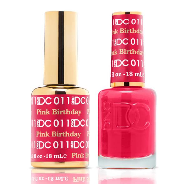 DND DC #011 - Pink Birthday