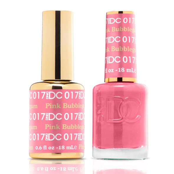 DND DC #017 - Pink Bubblegum