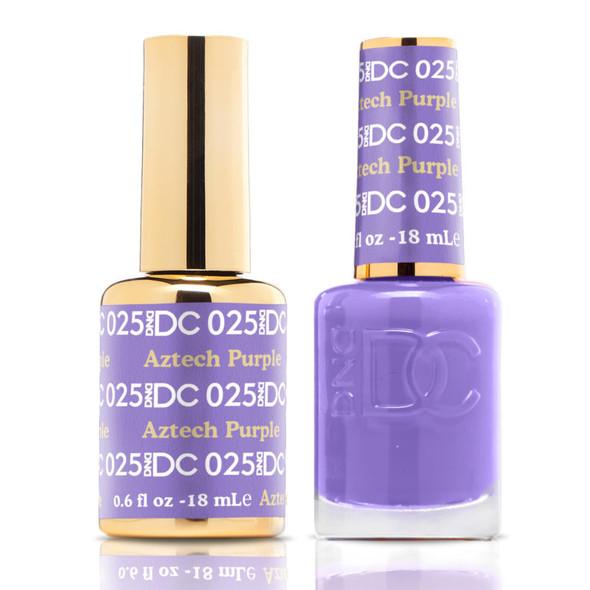 DND DC #025 - Aztech Purple