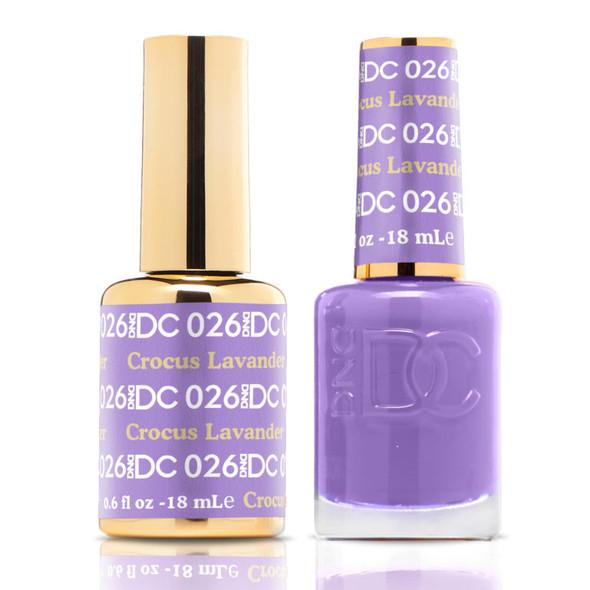 DND DC #026 - Crocus Lavender
