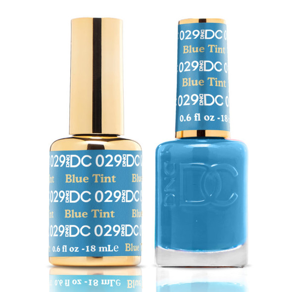 DND DC #029 - Blue Tint