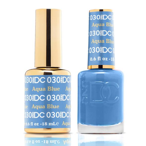 DND DC #030 - Aqua Blue