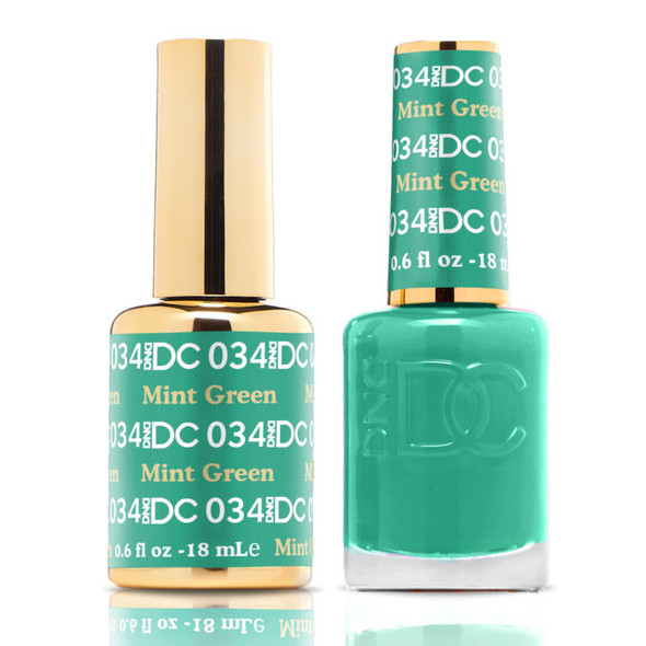 DND DC #034 - Mint Green