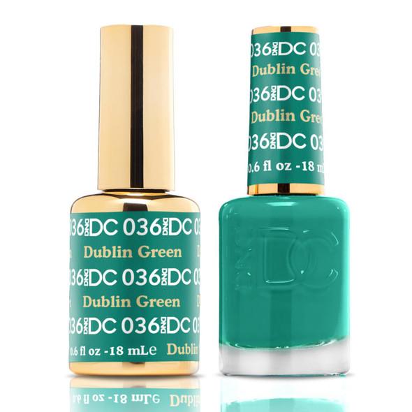 DND DC #036 - Dublin Green