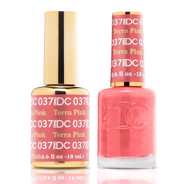 DND DC #037 - Terr Pink