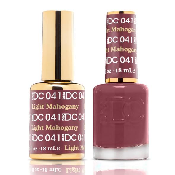 DND DC #041 - Light Mahogany