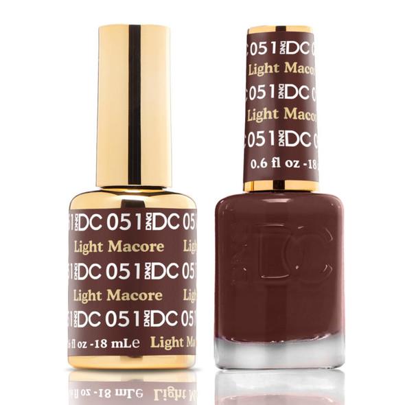 DND DC #051 - Light Macore