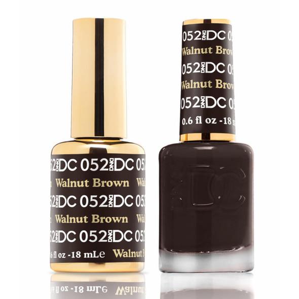DND DC #052 - Walnut Brown